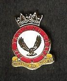 AIR TRAINING CORPS  LAPEL PIN